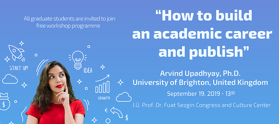 Workshop • How to build an academic career and publish